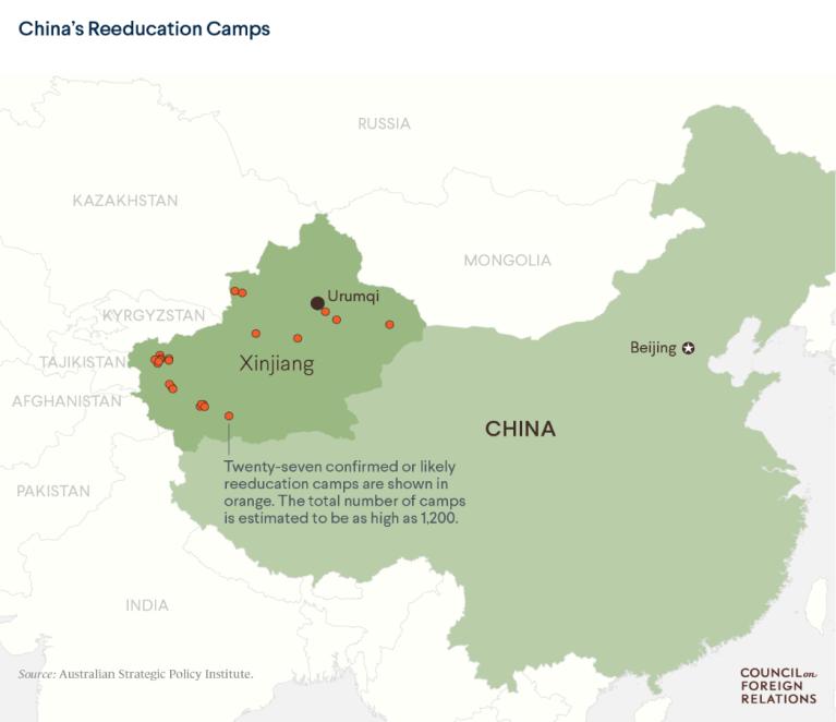 Uighurs   tiger reserves in india