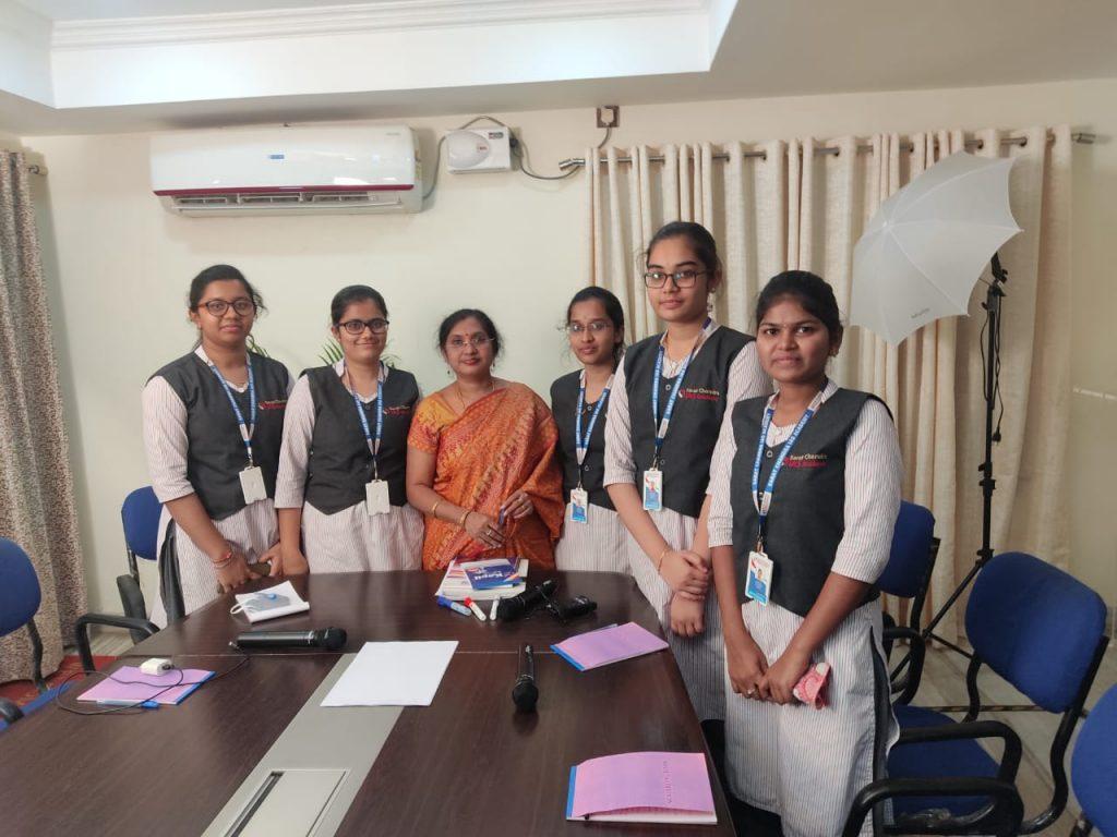 Degree+IAS Civils coaching in Vijayawada Sarat Chandra IAS Academy