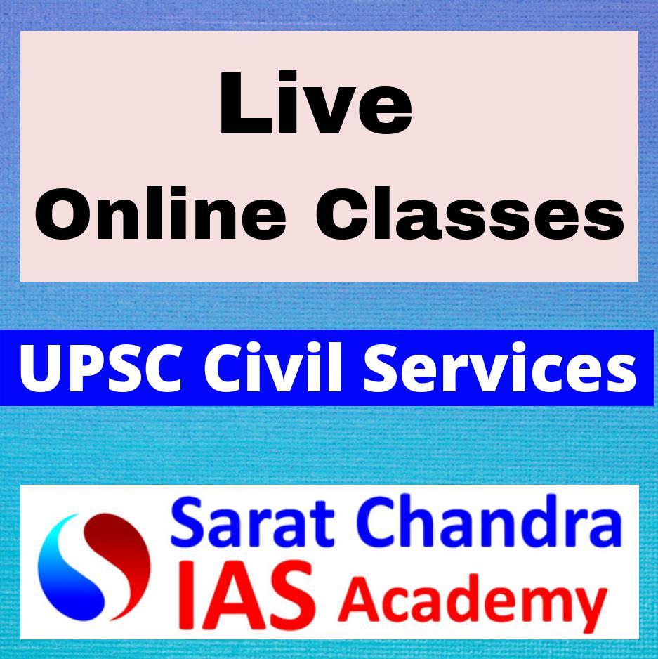 UPSC Civil Services Live Online Classes