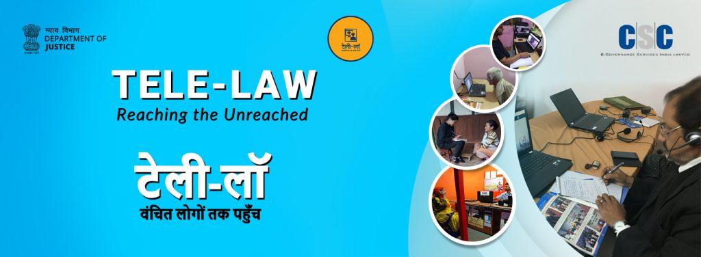 Tele Law Services UPSC Current affairs